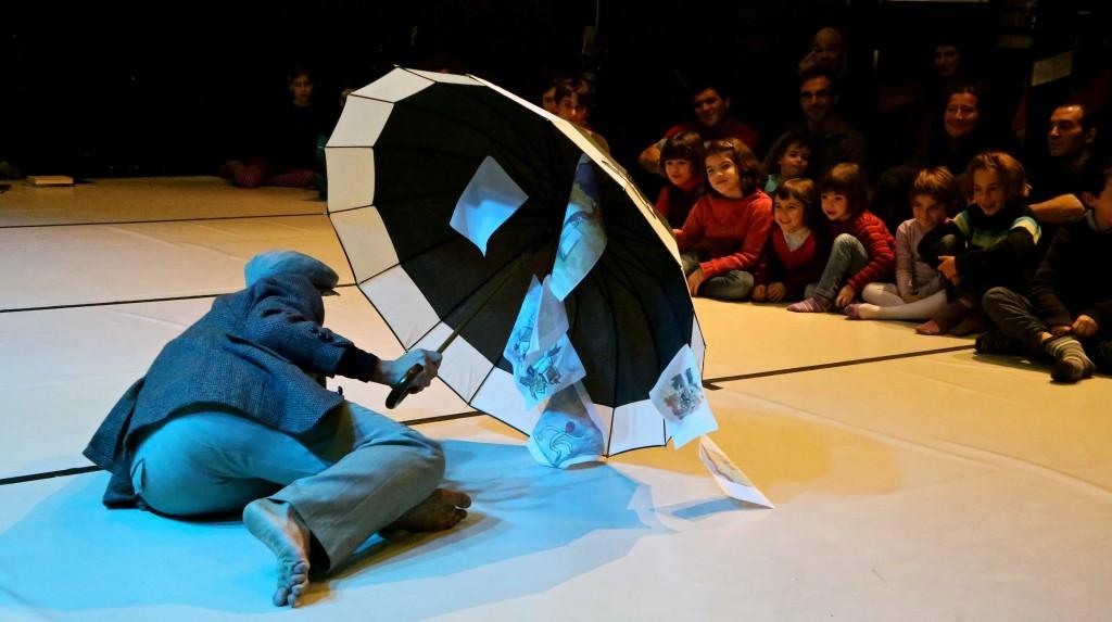 DA.TE Danza ¬ Taller Espectáculo con Omar Meza